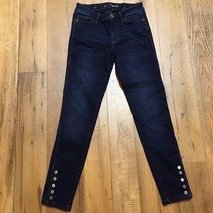 WHBM Skimmer Jeans